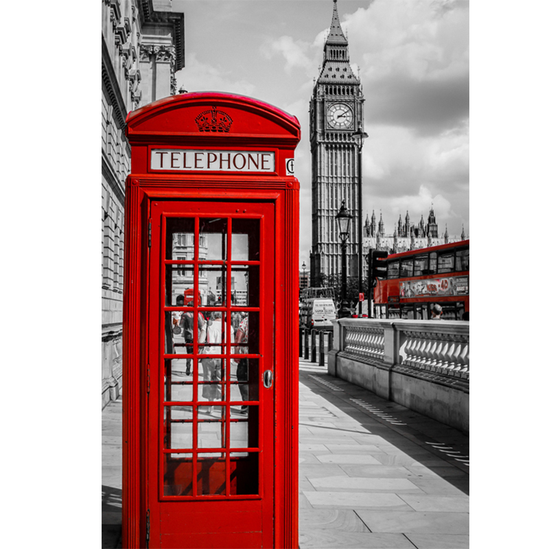 1000 pieces London street view Puzzle Kids Adult Country Landscape Wooden Puzzles Educational Toys for Children
