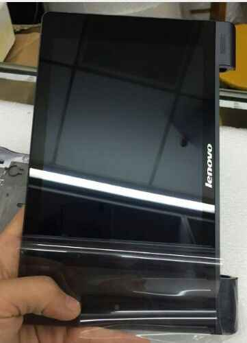 8 inç LCD ve dokunmatik Lenovo Yoga Tablet 8 B6000 B6000-f 60043 Z0AF wifi ekran Digitizer meclisi