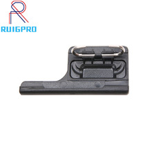 Black Housing Frame Backdoor Clip Lock Buckle Replacement Backdoor Frame for GoPro Hero 5 6 7 camera Accessories цена 2017