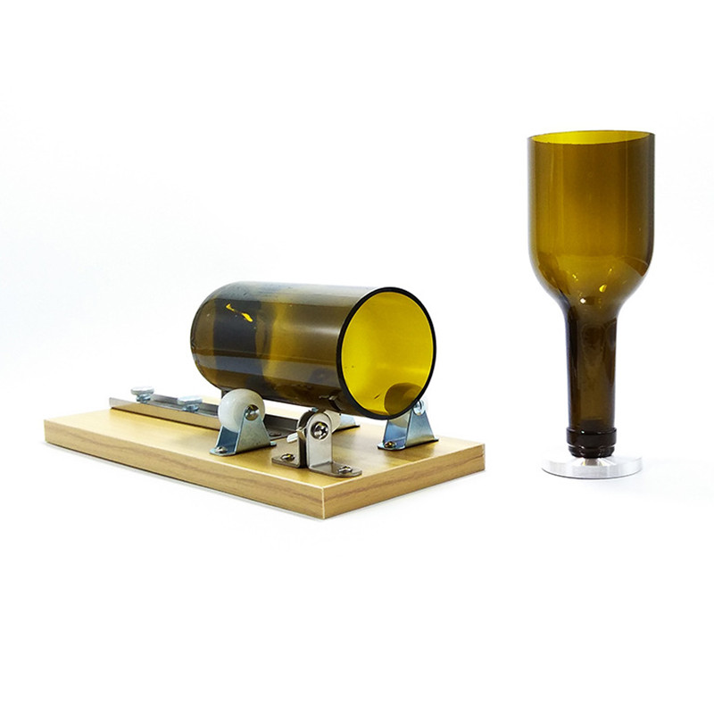 Construction Tools Glass Cutter Learned New Arrival Glass Bottle Cutter Diy Tools Bottle Lamp Cup Tools Cutter Glass Knife Glass Bottle Cutter Wine Bottle Cutter Hot