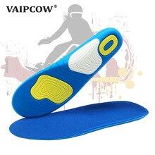 Silicone sport shoes pad comfortable gel insoles men massage sole women orthotic insoles sports shoes women shoes