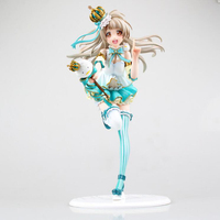Love Live! Minami Kotori 22cm action figure School idol festival figurine decoration snowman Ver. collection cartoon toy Y7382