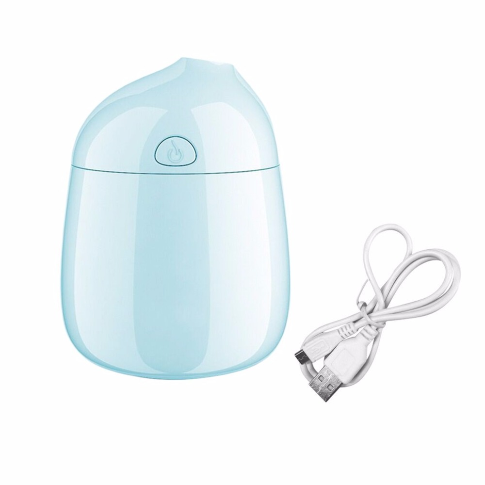 120ml USB Portable Anion Mini Aroma Humidifier Air Diffuser Car Purifier Atomizer Air Refresher Filter 2-8H Timing 5v led lighting usb mini air humidifier 250ml bottle included air diffuser purifier atomizer for desktop car