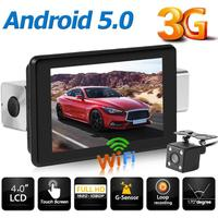 T4 3G Car DVR Camera 4.0 Inch Wifi IPS HD 1080P DVR Dash Camera Recorder Car Charger USB Cable Drop Shipping WiFi Hotspots Hot