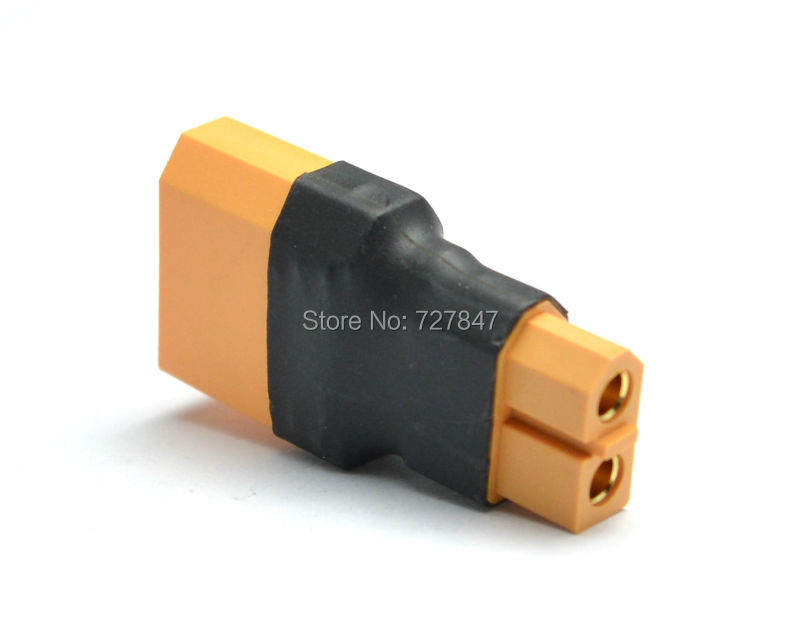 XT60 Female Convert to XT90 Male Connector Conversion Adapter Wireless Car Heli xeltek programmers private cx1027 test writers convert adapter
