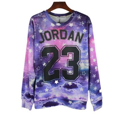 df26459d452a Hot sale chicago Jordan 23 letter men women sweatshirts  hoodies and others  pretty sweatshirts top tees