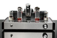 Douk Audio Latest 6N9P+EL34B Vacuum Tube Amplifier HiFi Audio Single ended Class A Preamp Purely Handmade 13W+13W