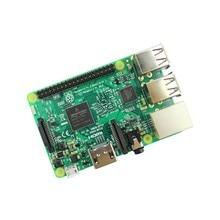 Wholesale Elecrow Raspberry Pi 3 Model B 1GB RAM Quad Core 1.2GHz 64 bit CPU WiFi Bluetooth Third Generation Raspberry Pi Rasp PI3