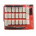 Base Shield Sensor I / O Expansion Board Module for Arduino Microcontroller