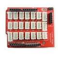Base de Sensor de Escudo I/O Placa de Expansão Módulo para Arduino Microcontrolador