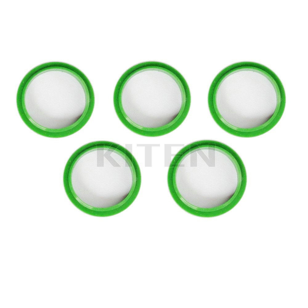 5PCS 20mm Silicone Replacement Ring for Nespresso Machine Refillable Reusable Capsule