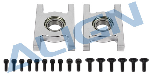 align trex 700X Main Shaft Bearing Block H70B016XXW Trex 700 Spare Parts Free Shipping with Tracking align trex 800 700 ccpm metal swashplate h70h005xxw trex 700 spare parts free shipping with tracking