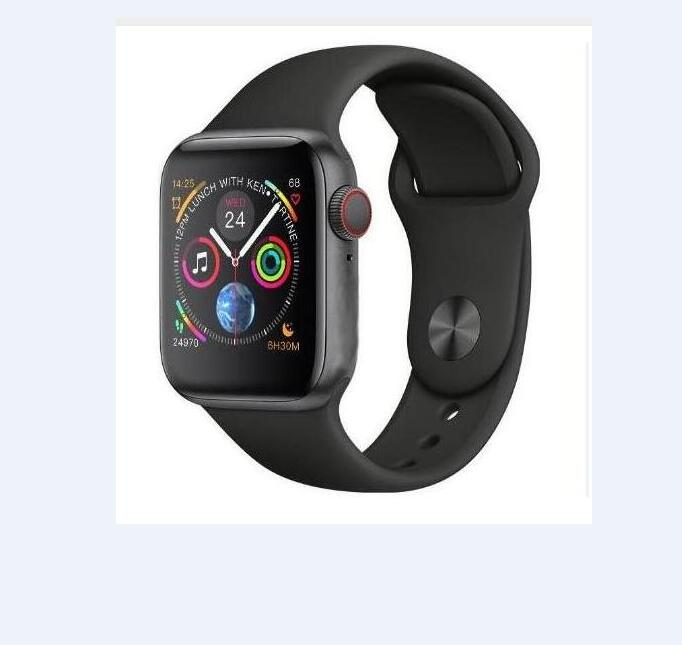 <font><b>IWO</b></font> 8 Smart Watch <font><b>1</b></font>:<font><b>1</b></font> 44mm Series 4 Heart Rate Monitor Bluetooth Watch smartwatch For iphone IOS Android image