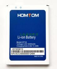 HOMTOM HT16 Batería 100% Original del Reemplazo 3000 mAh li-ion Batería de respaldo para HOMTOM HT16 Pro Smartphone