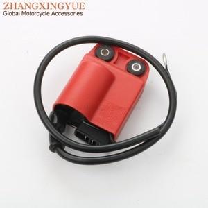 Image 4 - CDI/הצתה סליל עבור וספה ET2 LX LXV Primavera S ספרינט 50cc AC 2 פעימות