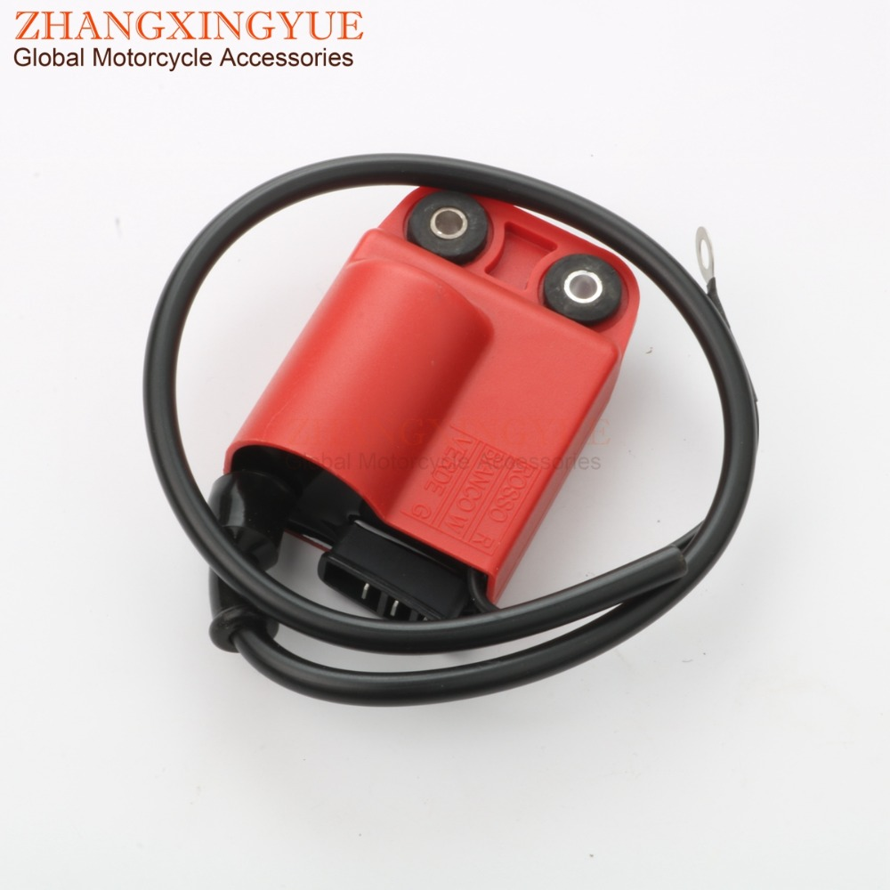 Image 4 - CDI / ignition coil for Vespa ET2 LX LXV Primavera S Sprint 50cc AC 2 stroke-in Motorbike Ingition from Automobiles & Motorcycles