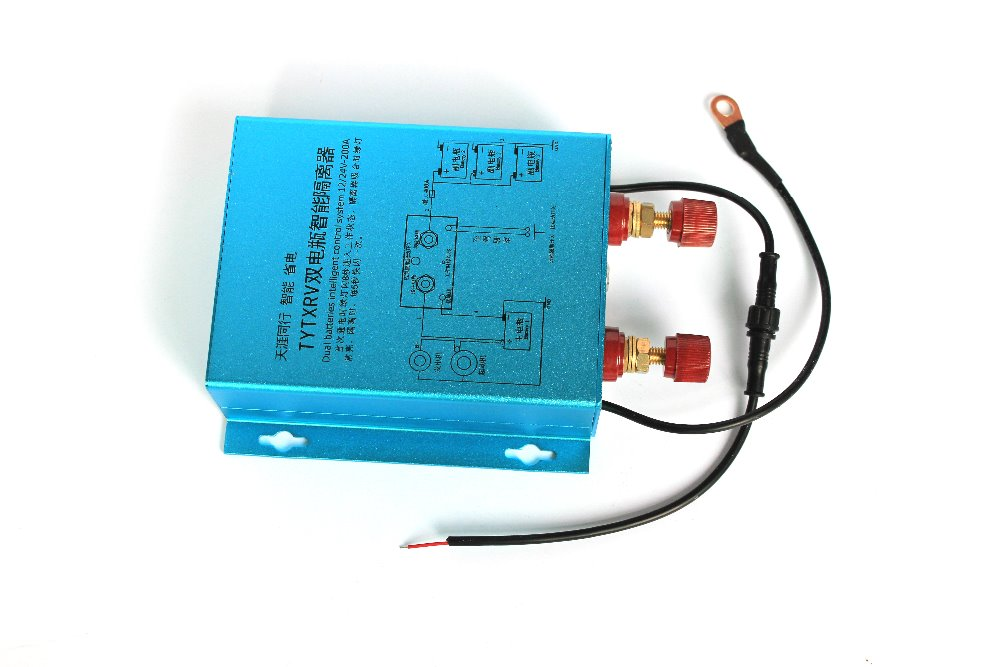 Fantastisch Isolatorschaltplan Für Bootsbatterie Bilder ...