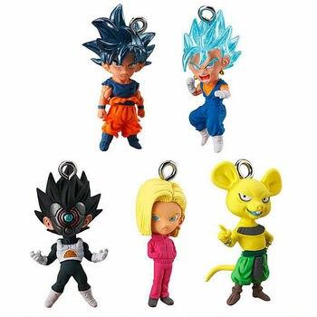 Figura de Dragon Ball SUPER Toys - Gashapon UDM, el mejor 27 mascota deformada 100% Original