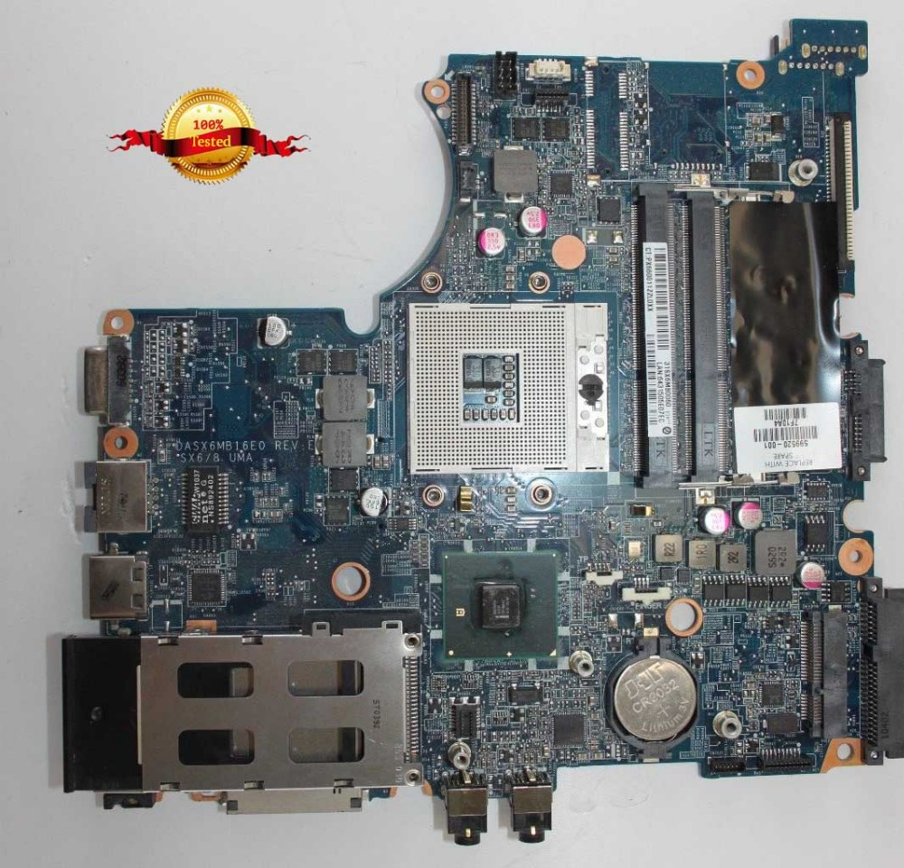 Top quality , For HP laptop mainboard 4320s Motherboard 599520-001 laptop motherboard,100% Tested 60 days warranty