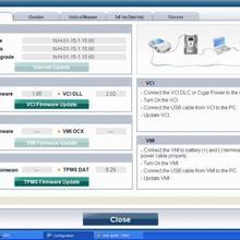 Hyun-dai K-ia автомобильный диагностический инструмент GDS VCI программное обеспечение N-H-01-16/N-K-01-13 американская версия