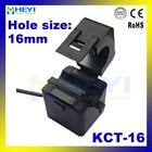 Split Core Current transformer AC Current Sensor KCT-16 window size 16mm Clamp on current transformer