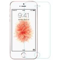 Nillkin 9H Erstaunlich H Anti-Explosion Screen Protector Gehärtetem Glas Für Apple iPhone SE 5 S/5 geschenk Zurück Film