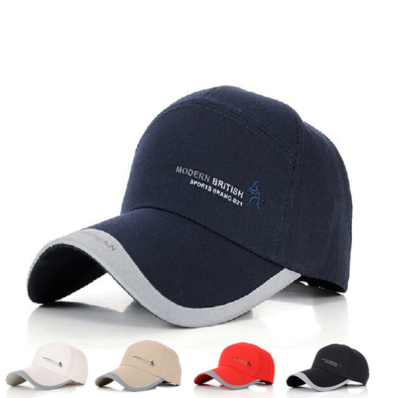 Spring Summer Golf Baseball Cap Hat Letter Outdoor Sports Hat for Men golf cap clip golf ball marker set