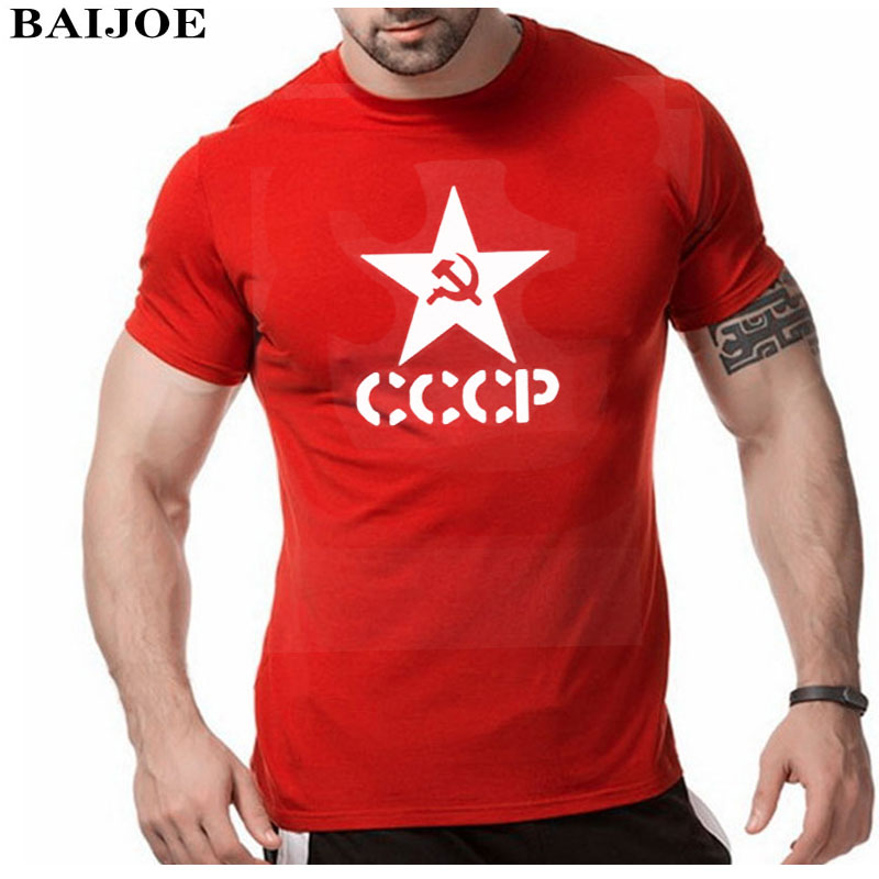 BAIJOE T Shirts Short sleeve Tshirt Mens Cotton Tops Tee