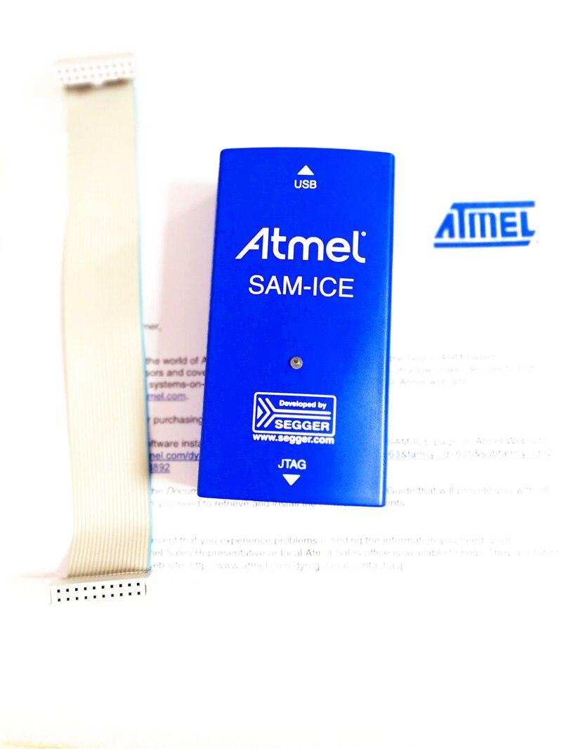 Émulateurs/simulateurs AT91SAM-ICE émulateur JTAG AT91 ARM7/ARM9 atmel