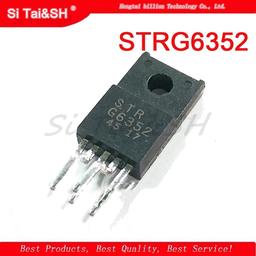 1pcs/lot G6352 STRG6352 STR-G6352 TO220F-5