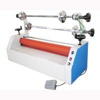 BU 650IIPlus обычной цифровой печати и лист покрытие односторонняя холодной рулонный ламинатор 110 В/220 В Максимальная толщина пленки ширина 650 мм