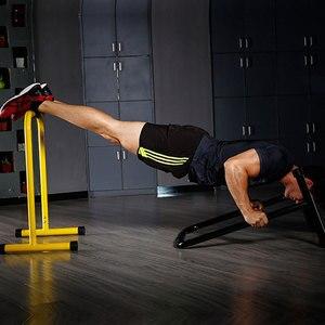 Image 3 - Оборудование для фитнеса ALBREDA для помещений, многофункциональный тренажерный зал, потеря веса, параллельные бруски, горизонтальный брусок, оборудование для упражнений