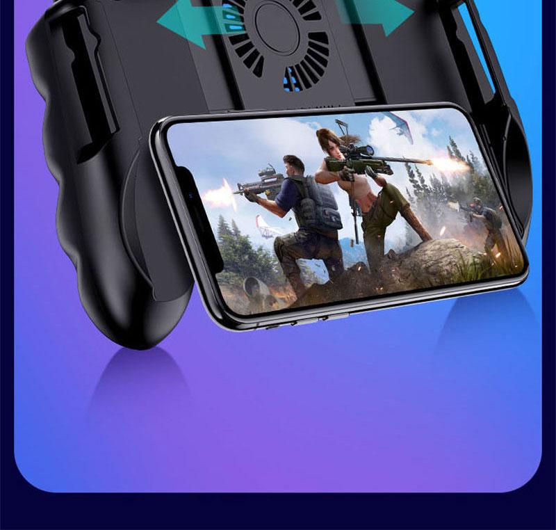 Controlador PUBG gatillo de juego móvil 13