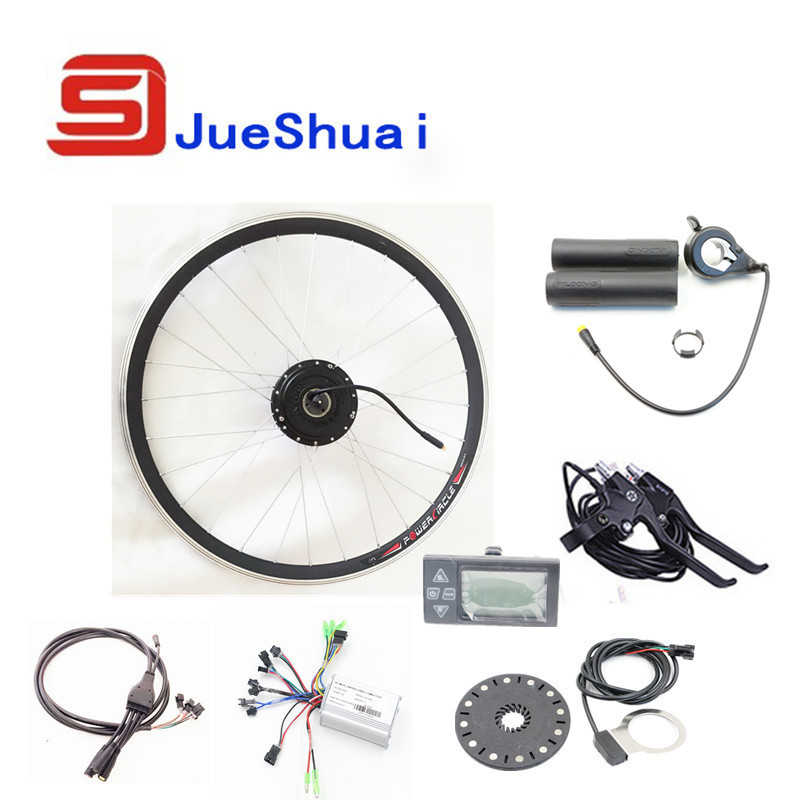 Electric Bicycle Motor Kit With Battery In India: 2015 Hot Sale LCD Display Electric Bike/ Ebike Conversion