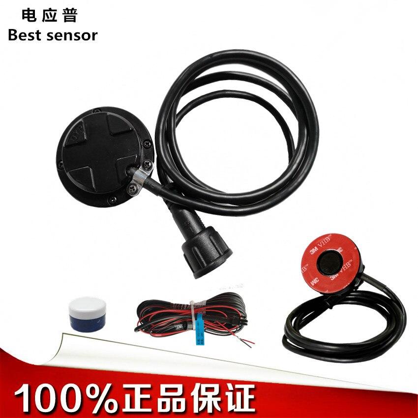 Non-contact Ultrasonic Fuel Consumption Detector Logistics Vehicle Oil Sensor Oil Level Sensor Of Oil Tank Ca