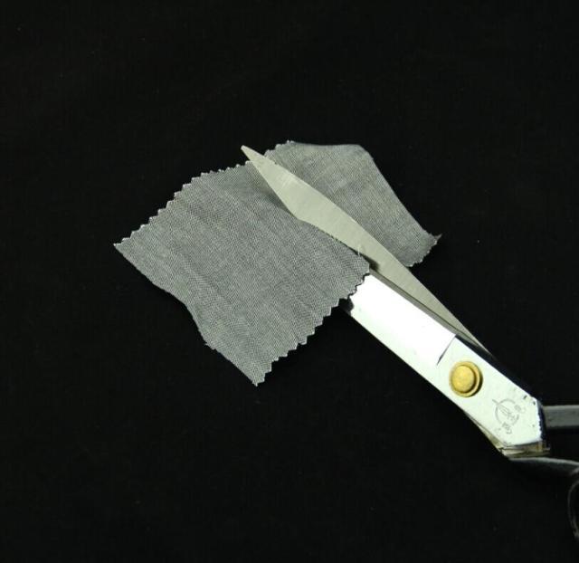 forbici sartoriali tradizionali di alta qualità in acciaio al - Utensili manuali - Fotografia 6