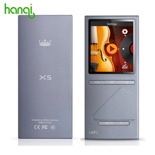 Original ONN X5 8GB Professional Lossless HIFI Music Player MP3 Player FM Recorder TFT Screen Support APE/FLAC/ALAC/WAV/WMA/MP3