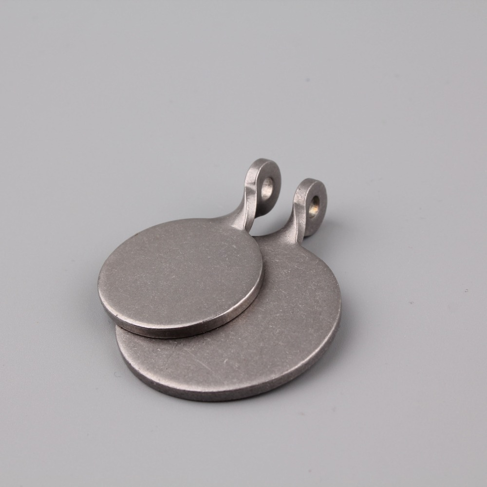 Diameter 3cm and  4cm Stainless steel  center of a target  thickening box 3cm   4cm  usde for shooting gun  hunting slingshot