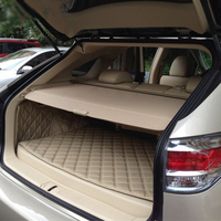 Car Rear Trunk Security Shield Cargo Cover For LEXUS RX270 RX350 2008 2015 PARCEL SHELF SHADE LINER SCREEN RETRACTABLE