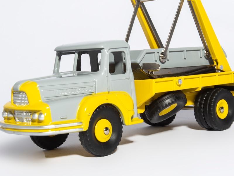Camion Unic Multibenne Marrel 1:43 Dinky Supertoys 38A Atlas
