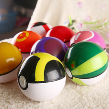 13pcs/lot 7cm Poke Ball Figures ABS Anime Action Figures PokeBall Toys Super Master Ball Toys Juguetes for Boys Girls Kids Toy