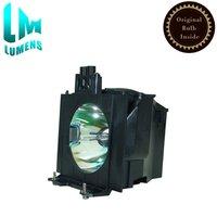 Orijinal projektör lambası ET-LAD55 için konut ile Panasonic PT-D5500 PT-D5600 PT-DW5000 PT-DW5000L PT-L5500 PT-L5600