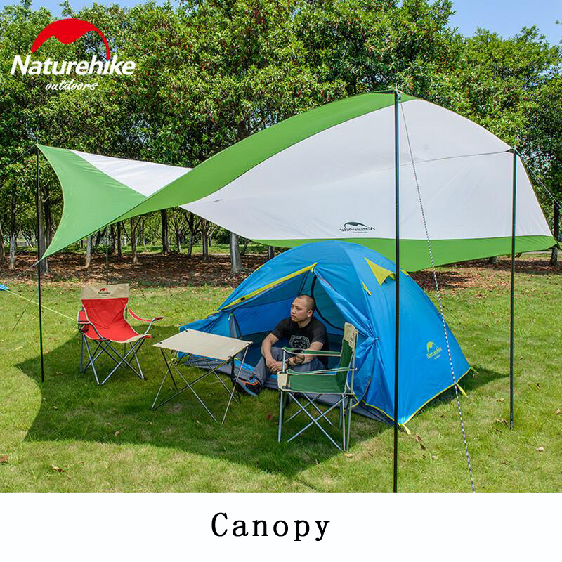 naturehike tent outdoor recreation awnings beach tents camping