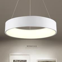 LICAN Chaude Designe moderne LED pendentif lumières Cuisine suspension Gris/Blanc AC85-265V lampe suspendue pour salle de lecture salle à manger