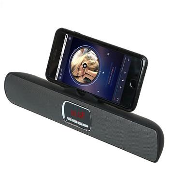 Wireless Bluetooth Speaker Portable Card Subwoofer Phone Tablet Stand Double Speaker Mini Speaker subwoofer