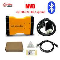 2pcs Lot Top Selling Multi Vehicle Diag MVD TCS CDP With Bluetooth2015R3 2014R2 Optinal Free Activated