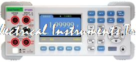 ET3255 High precision desktop Digital multimeter 5 1/2 3.5'' TFT LCD USB RS232 LAN цены