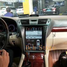 Вертикальный tesla стиль Android 8,1 автомобильный DVD gps навигация для lexus LS LS460 LS600 2006-2012 carplay 4 Гб ram 32 ГБ rom HDMI AHD радио