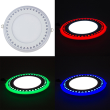 NEW Arrival RGB LED Panel Downlight