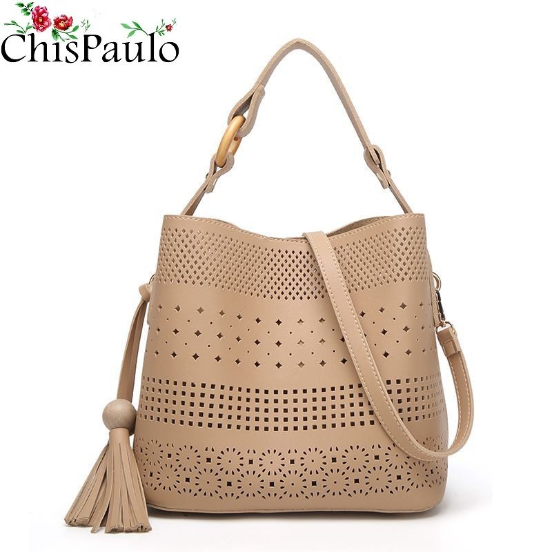 CHISPAULO Luxury Brand Women Bags 2017 Cowhide Women's Genuine Leather Handbags Casual fashion Women Messenger Shoulder Bag C250 chispaulo 2017 designer brand cowhide women genuine leather handbag fashion cacual women s shouldercrossbody messenger bags x12